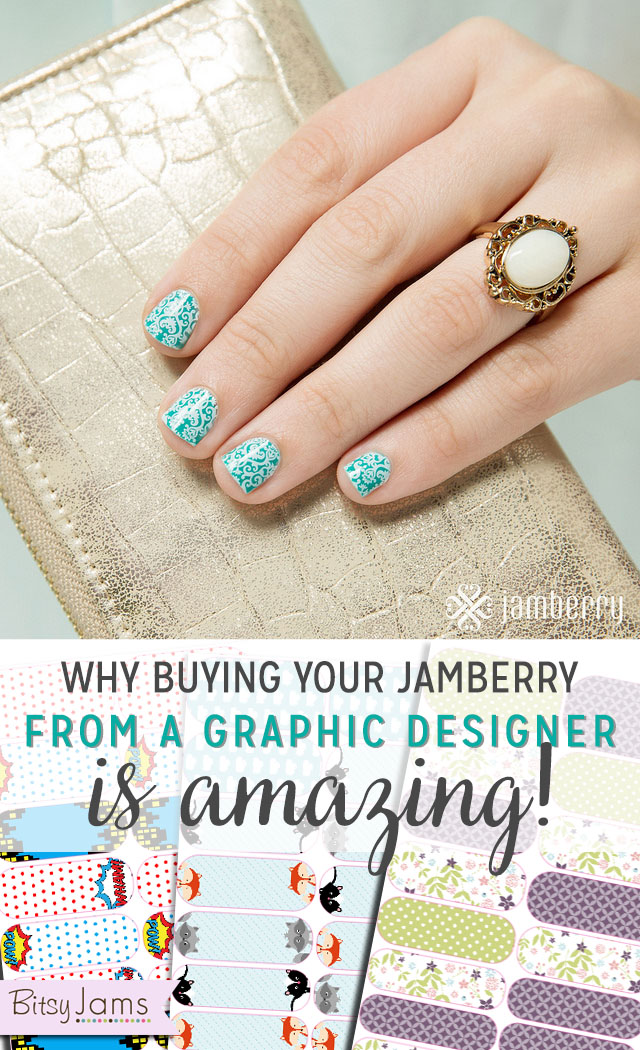 The one where Bitsy became a Jamberry consultant