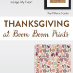 Amazing Thanksgiving Items at BoomBoom Prints