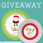 Personalized Tableware Set Giveaway from BitsyCreations