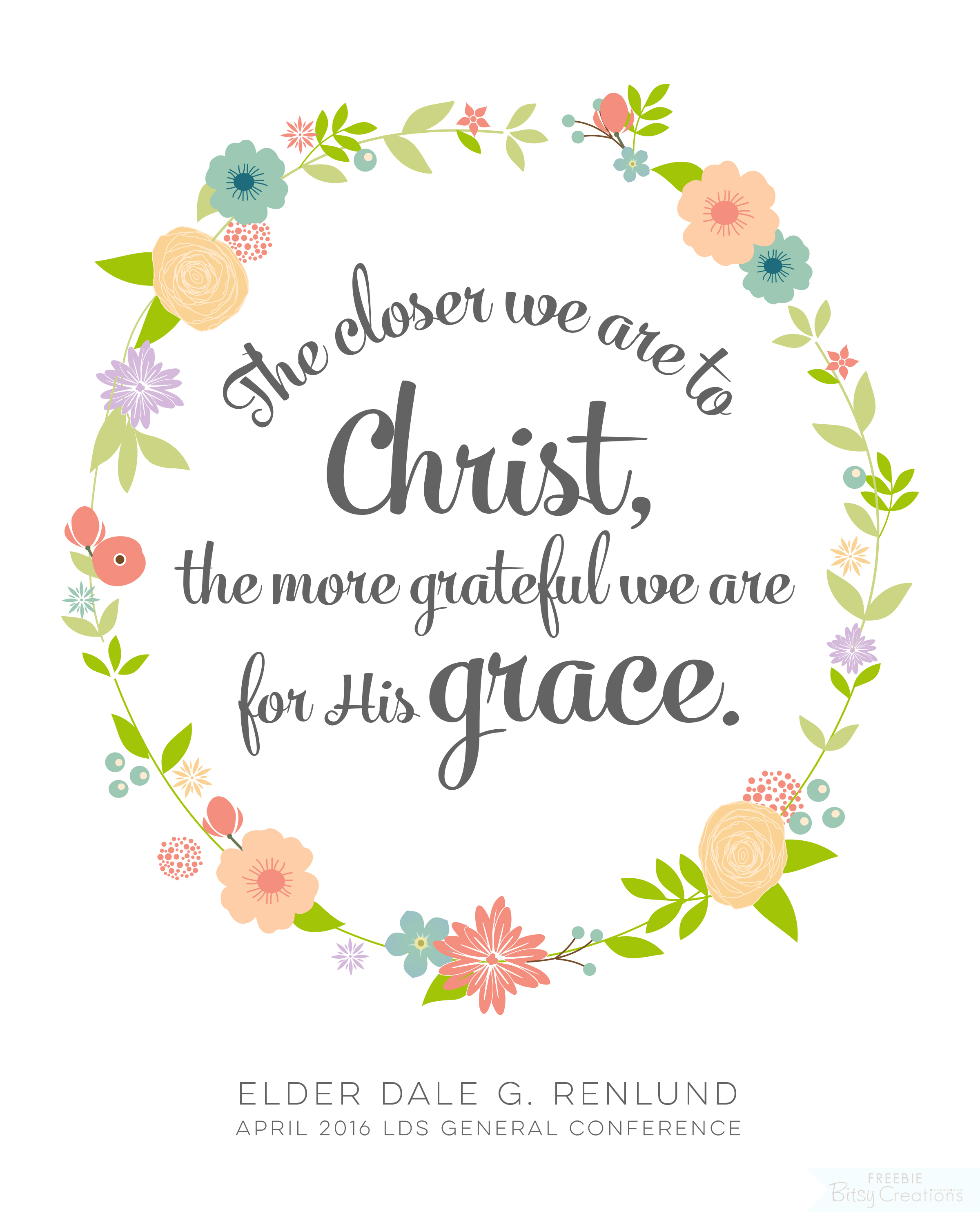 Mormon Quotes Awesome Free Printables  Quote Art From April 2016 Lds General Conference