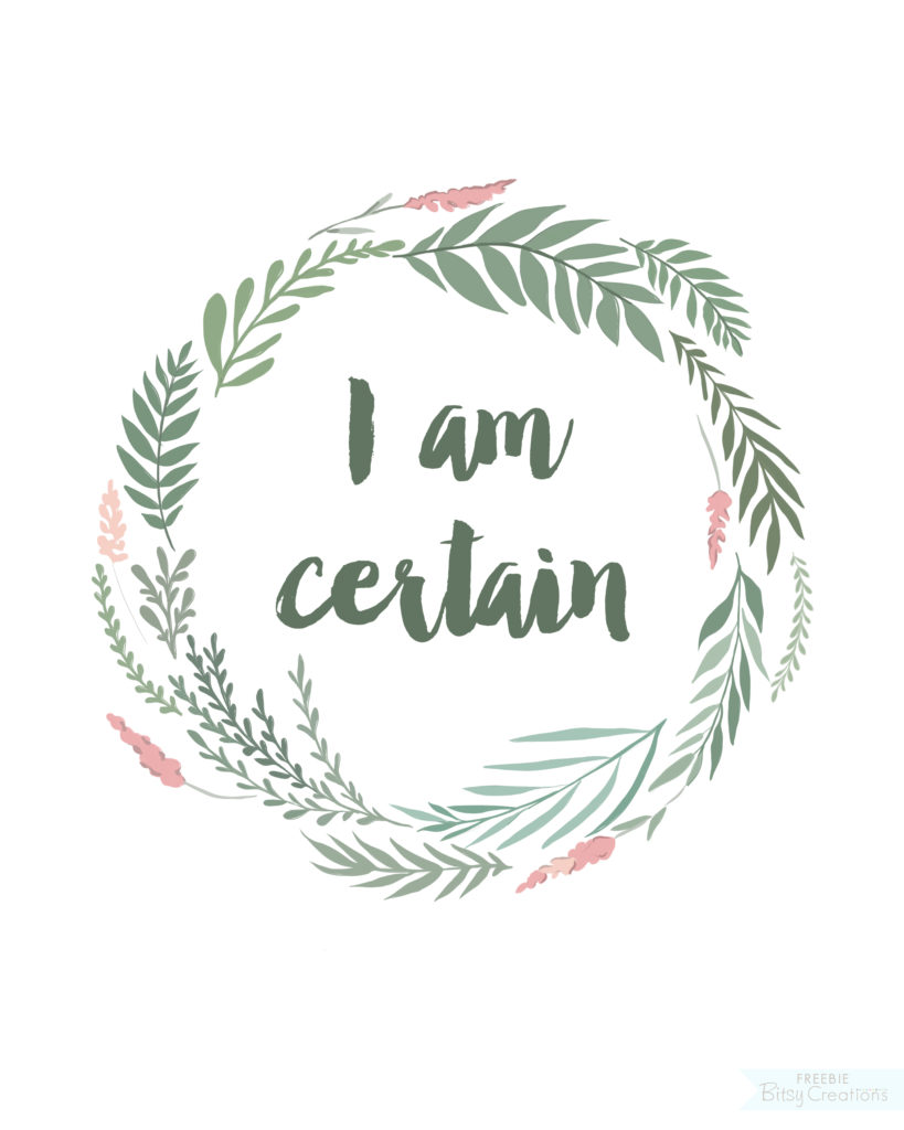 Free Printable from Linda K. Burton's Certain Women #ldsconf