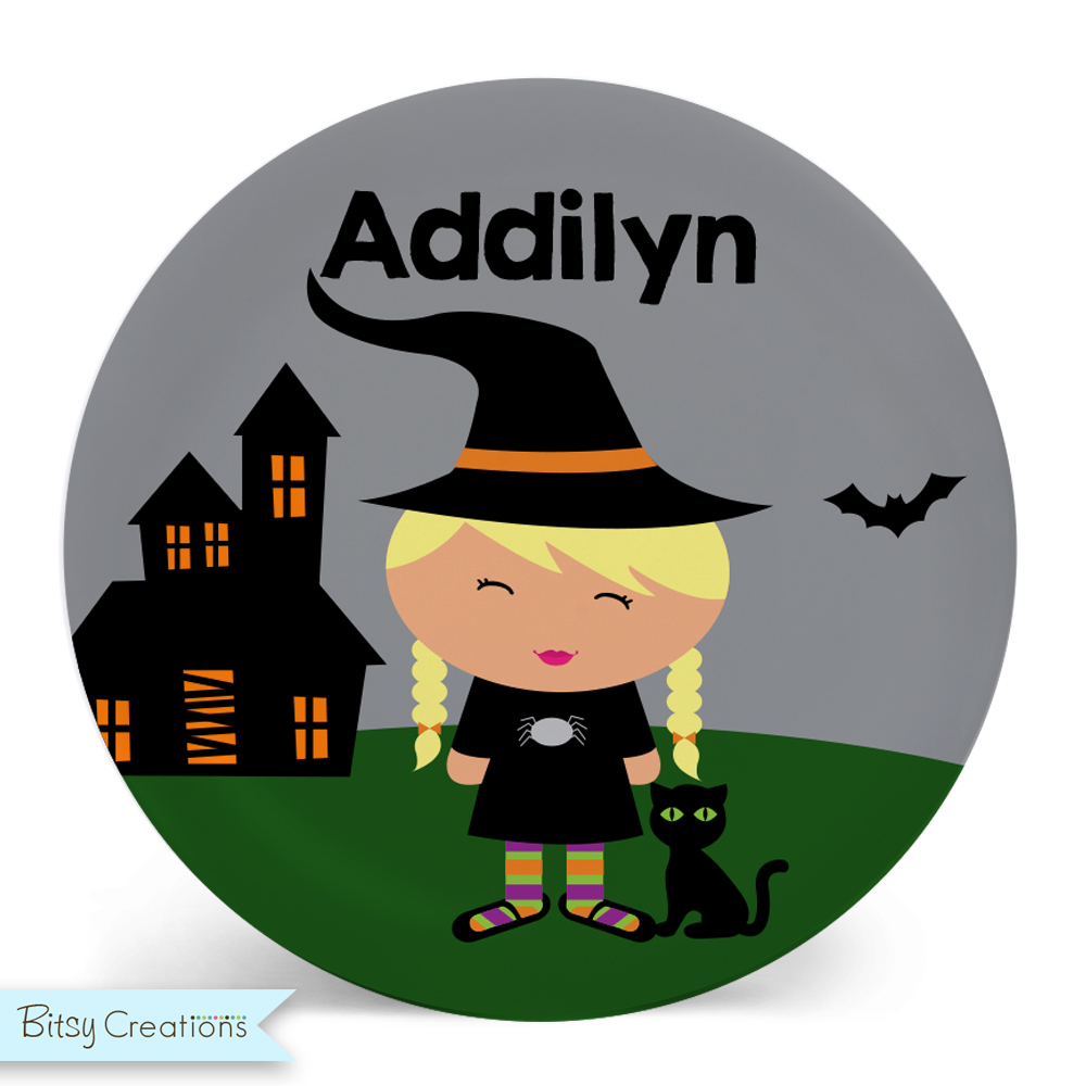 Halloween_Witch_Plate